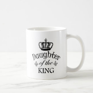 Hija del rey Quote Taza