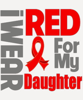 Hija - llevo la cinta roja remeras