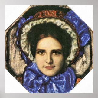 Hija Maria de Francisco von Stuck Impresiones