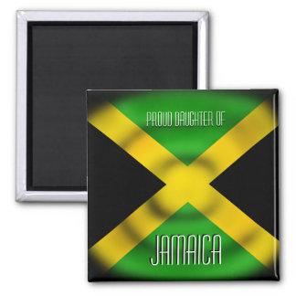 Hija orgullosa del imán de Jamaica