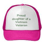 Hija orgullosa gorra