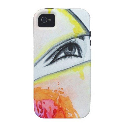 HIjab Case-Mate iPhone 4 Carcasas