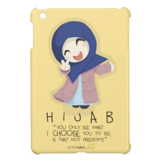 Hijab is Freedom Case For The iPad Mini