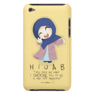 Hijab is Freedom iPod Case-Mate Cases