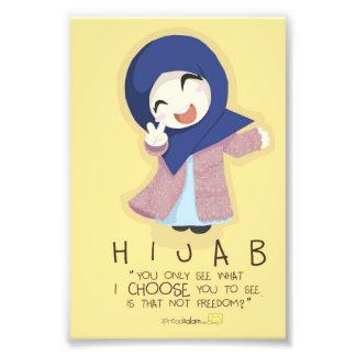 Hijab is Freedom Photo Print