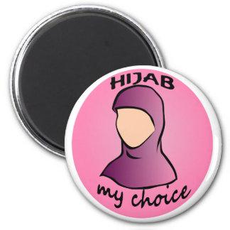 Hijab mi imán bien escogido