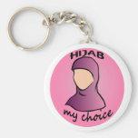 Hijab mi llavero bien escogido