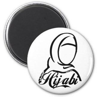 Hijabi Imán Redondo 5 Cm