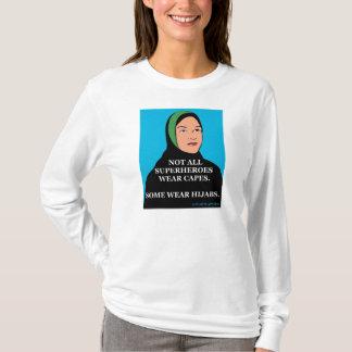 Hijabi Superhero tshirt. T-Shirt