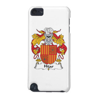 Hijar Family Crest iPod Touch (5th Generation) Case