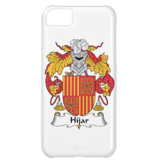Hijar Family Crest iPhone 5C Cases