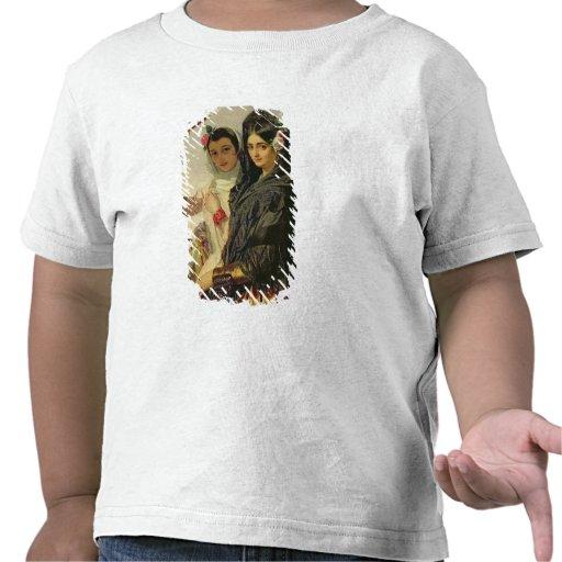 Hijas de Alhambra Camisetas