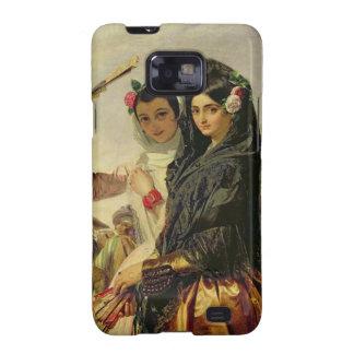Hijas de Alhambra Galaxy S2 Carcasas