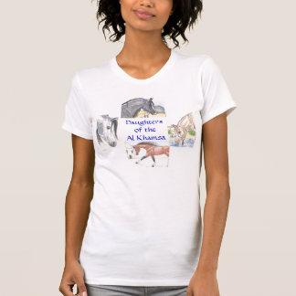 Hijas del Al Khamsa Camisetas
