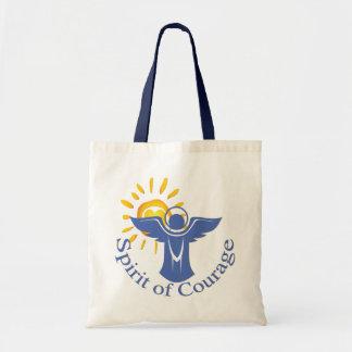 Hijas del ángel de la ayuda bolsas
