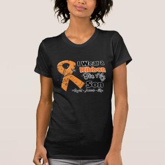 Hijo - cinta de la leucemia tshirts