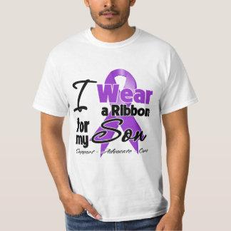 Hijo - cinta del cáncer pancreático poleras