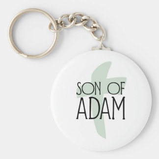 Hijo de Adán Llavero Personalizado