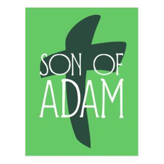 Hijo de Adán Postal