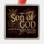 Hijo de dios, cristiano del 8:14 de los romanos ornatos