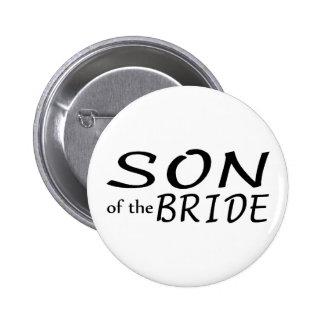 Hijo de la novia pins