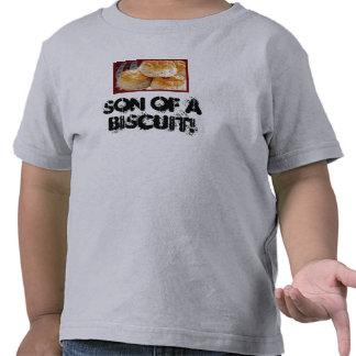 Hijo de un Buscuit Camisetas
