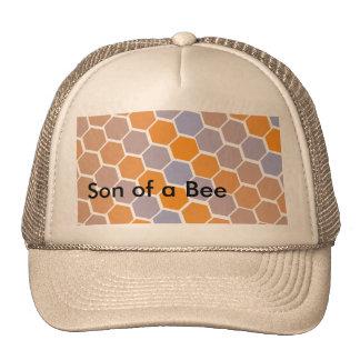 Hijo de una abeja gorras