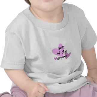 Hijo del novio camiseta