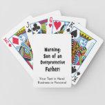 hijo del padre sobreprotector black.png baraja cartas de poker