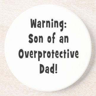 hijo del papá sobreprotector black png posavasos manualidades