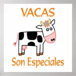 Hijo Especiales de Vacas Impresiones