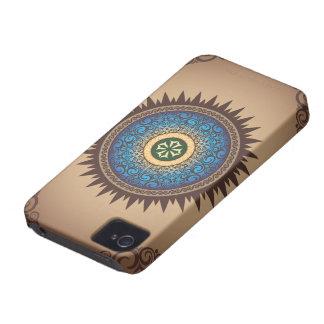 Hijo eterno Eden de StellaRoot iPhone 4 Case-Mate Cobertura