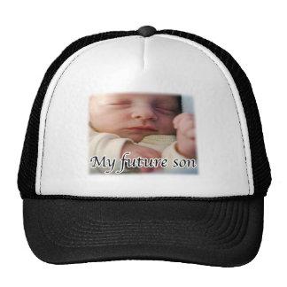 Hijo futuro gorra