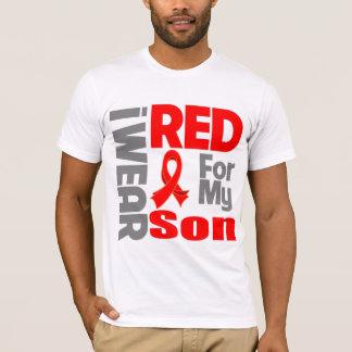 Hijo - llevo la cinta roja playera
