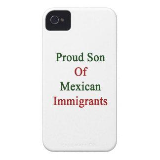 Hijo orgulloso de inmigrantes mexicanos iPhone 4 coberturas