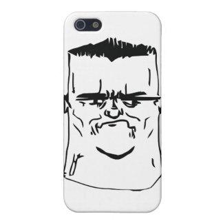 Hijo soy decepciono la cara cómica iPhone 5 fundas