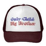 Hijo único hermano mayor gorra