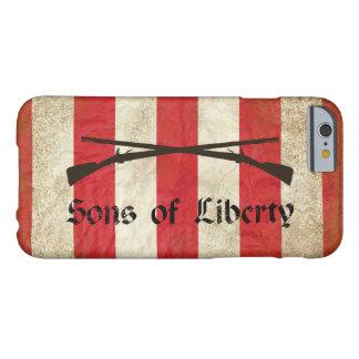 Hijos de la bandera de la libertad funda para iPhone 6 barely there