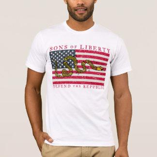 Hijos de la camiseta de la libertad