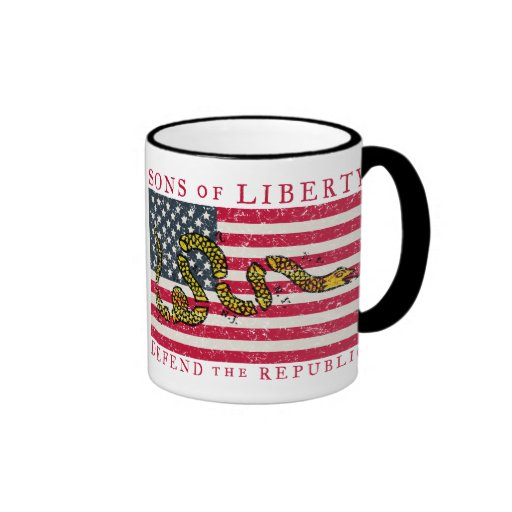 Hijos de la taza de la libertad