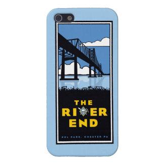 Hijos del caso de Ben iPhone5 - el extremo del río iPhone 5 Carcasas