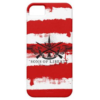 Hijos del caso de la libertad iPhone 5 carcasas