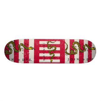 Hijos del monopatín de la libertad skate board
