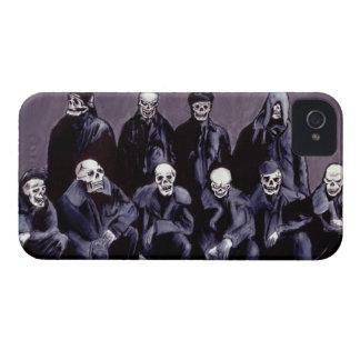 Hijos híbridos de Satan iPhone 4 Coberturas