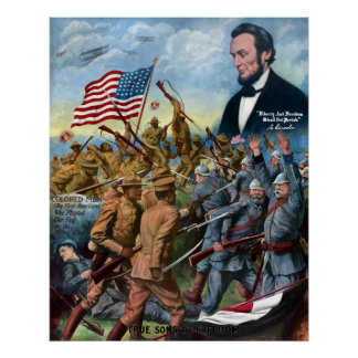 Hijos verdaderos de la libertad -- WWI Impresiones