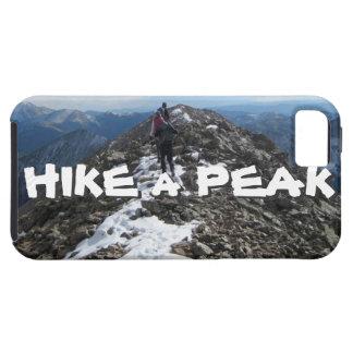Hike a Peak iPhone 5 Case