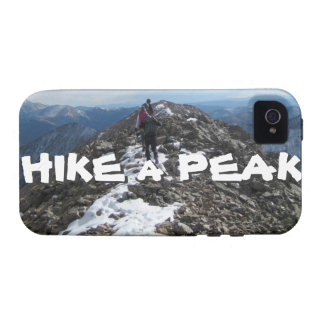 Hike a Peak Vibe iPhone 4 Case