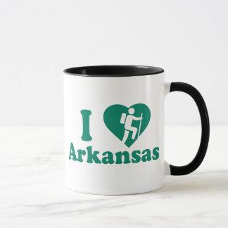 Hike Arkansas Mug