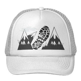 Hike Fast Climbing Trucker Hat