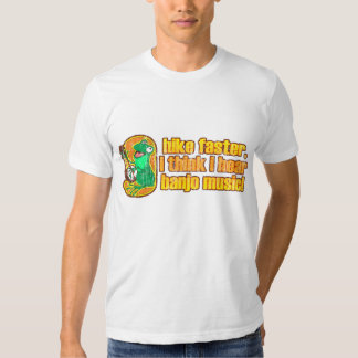 Hike Faster Frog T-Shirt